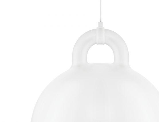 Bell Pendant White