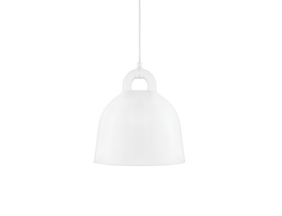 Bell Pendant_0014_502084_Bell_Lamp_Small_White_1