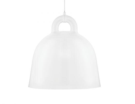 Modern White Pendant