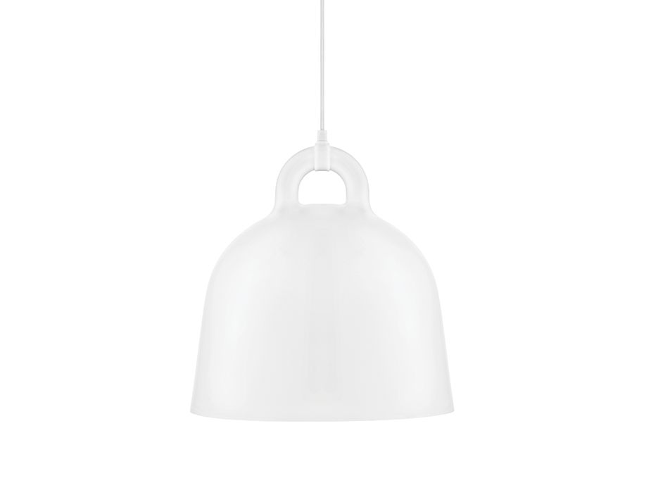 Bell Pendant_0013_502086_Bell_Lamp_Medium_White_1