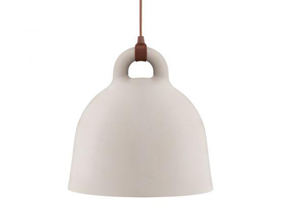 Bell Pendant_0004_502105_Bell_Lamp_Large_Sand_1