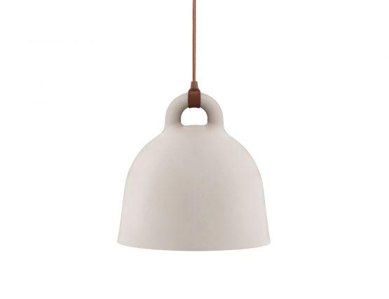 Bell Pendant_0005_502102_Bell_Lamp_Medium_Sand_1