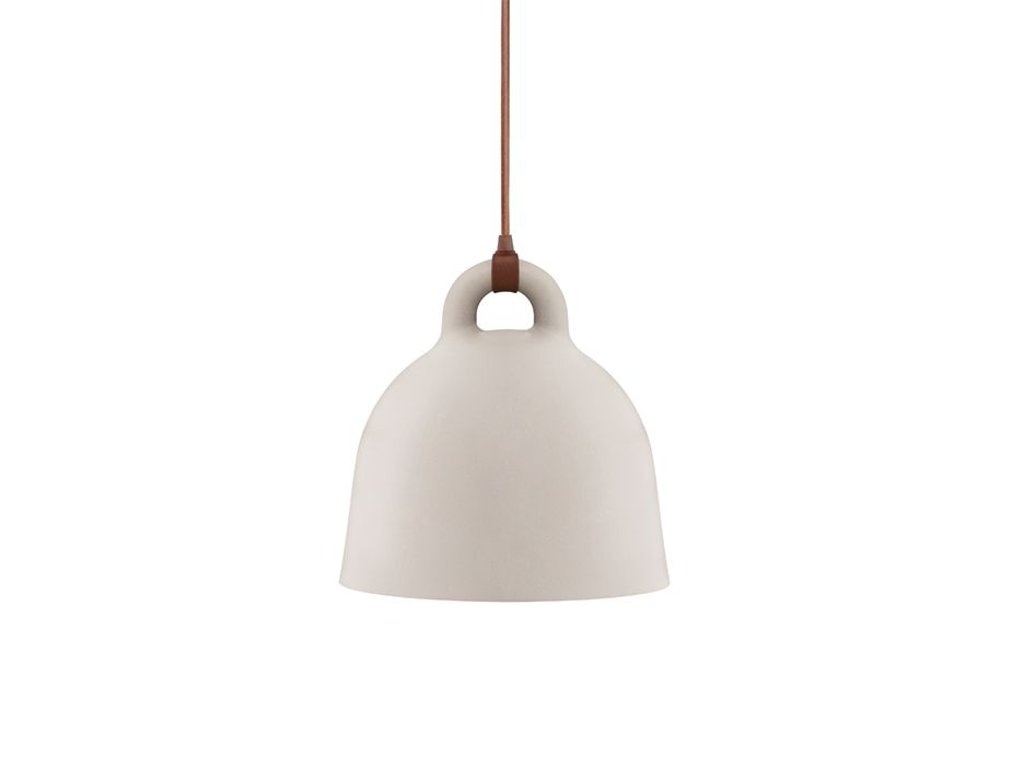 Bell Pendant_0006_502100_Bell_Lamp_Small_Sand_1
