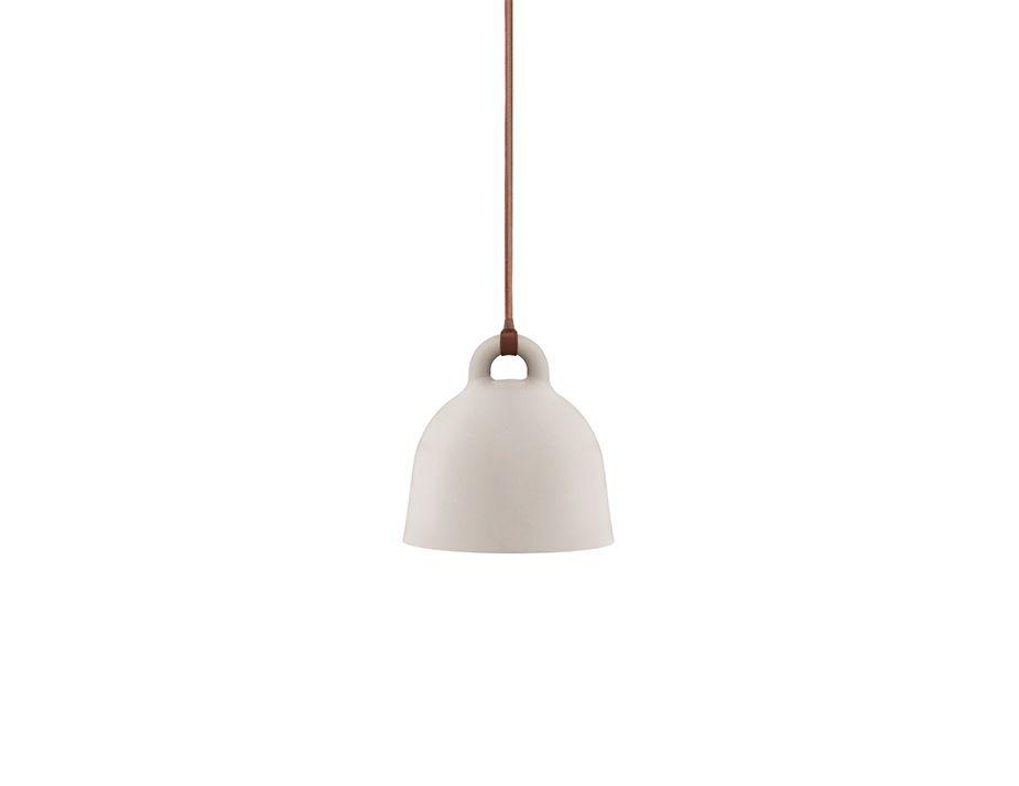 Bell Pendant_0007_502098_Bell_Lamp_XSmall_Sand_1