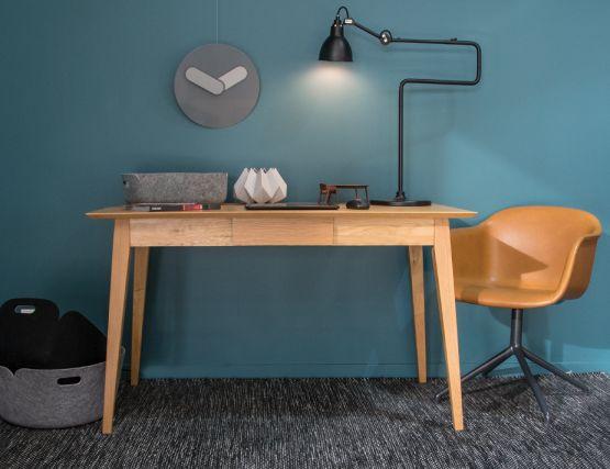 Desk Oak Modern