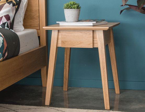 Danish Bedside Table