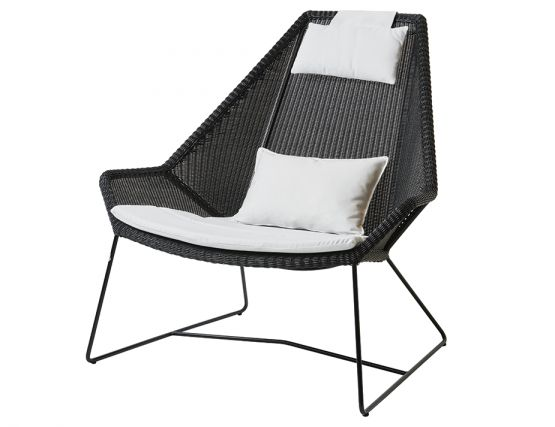 Breeze Outdoor_0006_Breeze_highback_chair_black_white_YSN94