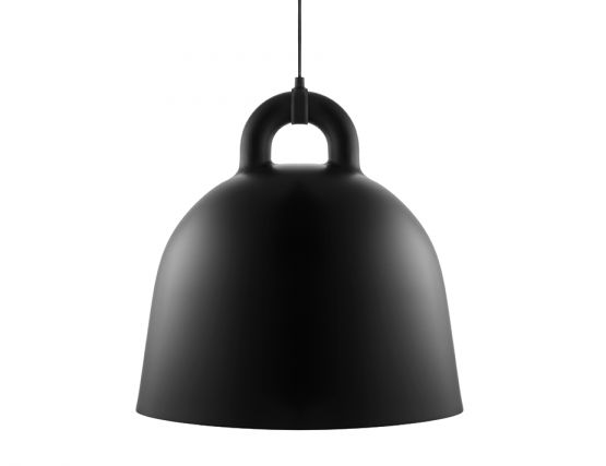 Bell Pendant_0008_502096_Bell_Lamp_Large_Black_1