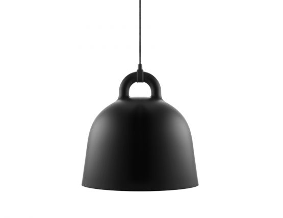 Bell Pendant_0009_502094_Bell_Lamp_Medium_Black_1