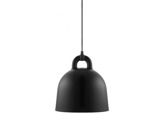 Bell Pendant_0010_502092_Bell_Lamp_Small_Black_1