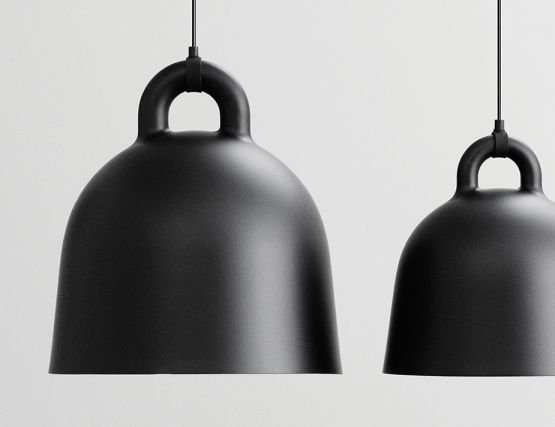 Black Designer Pendant