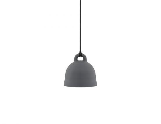 Bell Pendant_0003_502107_Bell_Lamp_XSmall_Grey_1