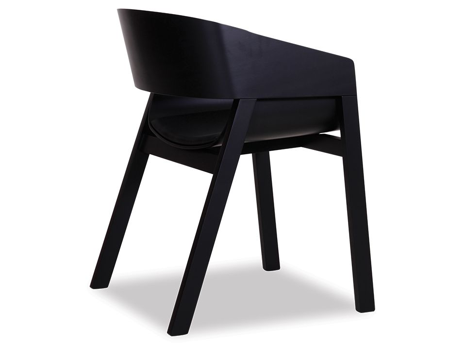 Black Dining Chair Madness