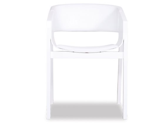 Padd White Merano Chair