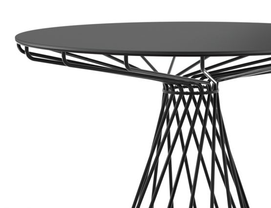 Table Black Top