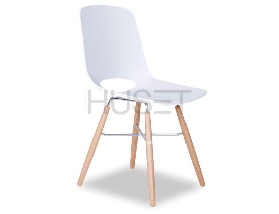 White Modern Designer Chair
