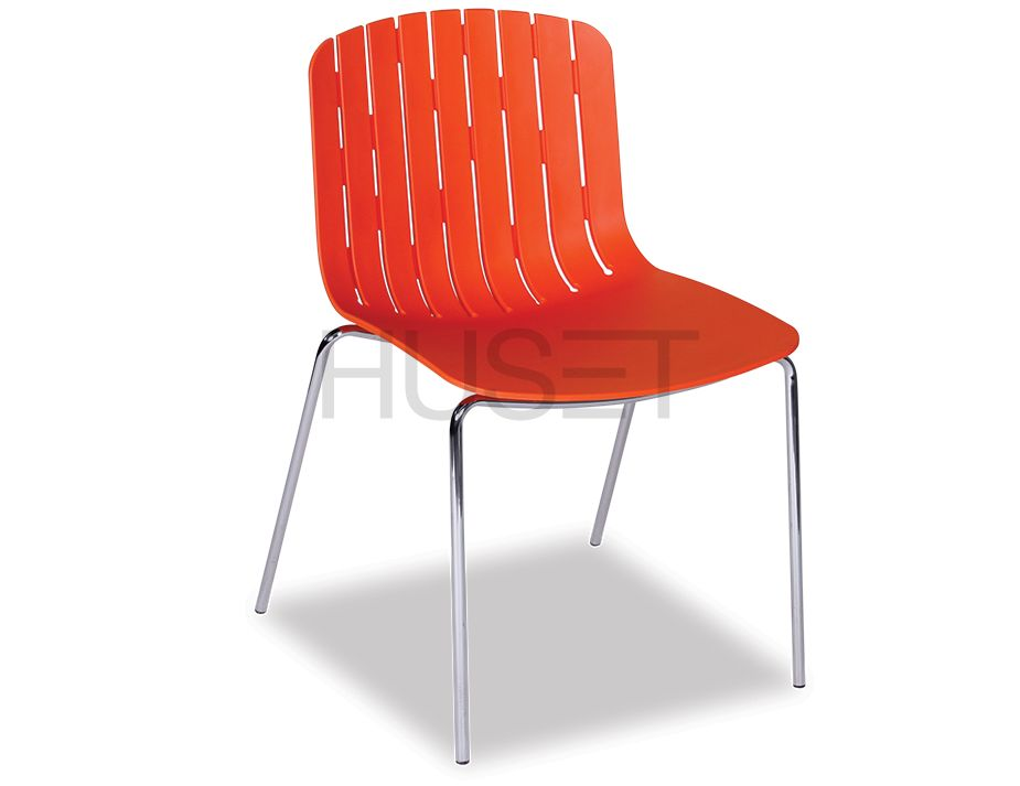 Orange Chair So Good