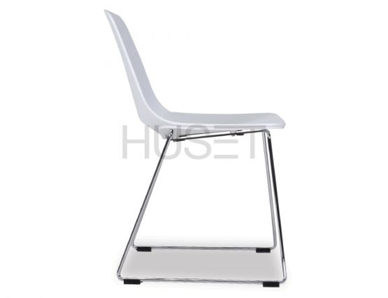 White Cafe Chair