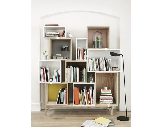 Muuto Stacked With Leaf Lamp