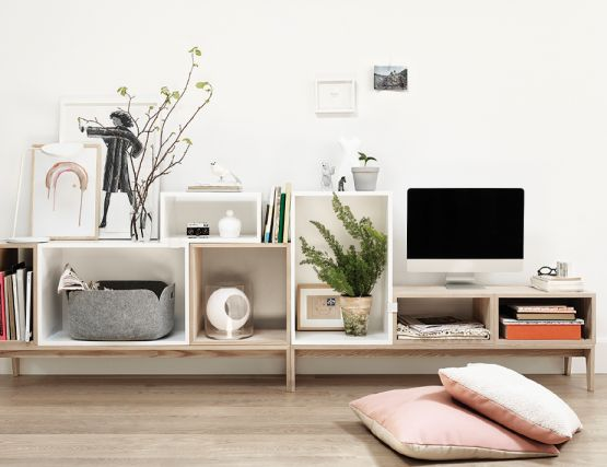 Tv Console Muuto Stacked