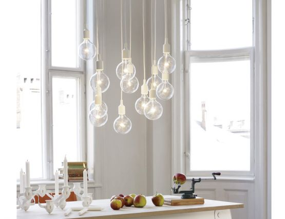 E27 Table Pendants