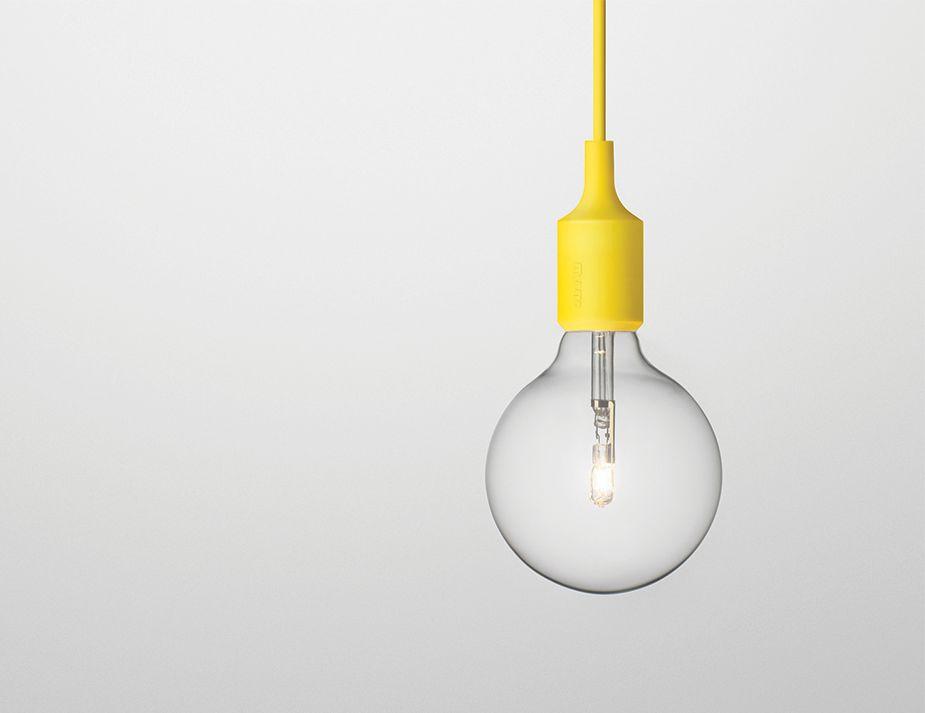E27 Yellow