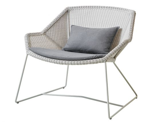 Breeze Outdoor_0047_Breeze_lounge_chair_white Grey_grey_YSN95