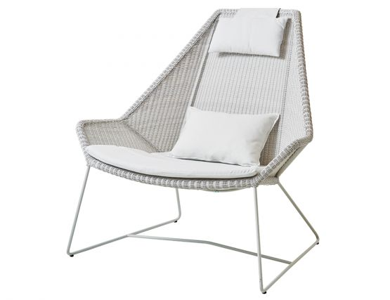 Breeze Outdoor_0001_Breeze_highback_chair_white Grey_white_YSN94