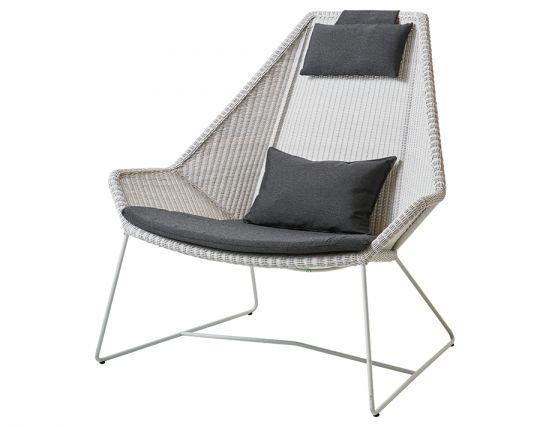 Breeze Outdoor_0004_Breeze_highback_chair_white Grey_black_YSN98