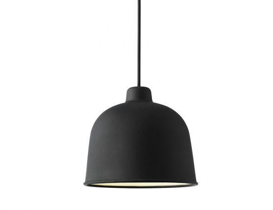 Muuto Grain Pendant_0011_Grain_pendel_lamp_black_med Res