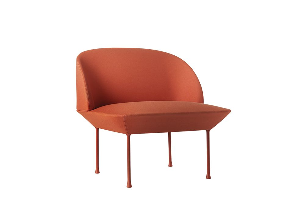 Oslo Chair Tangarine