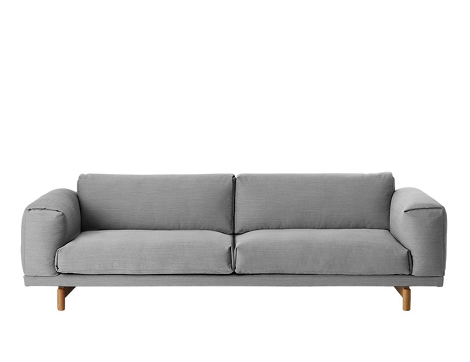 Rest  3seater Grey