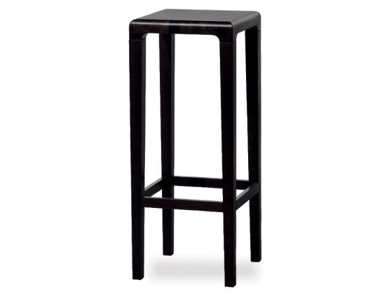 Black Rioja Stool