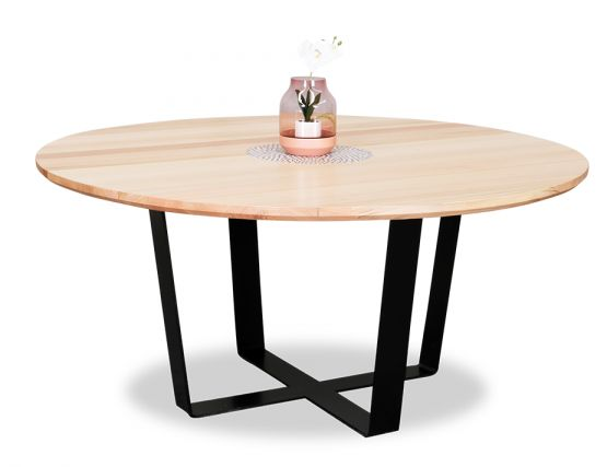 Wilma_Premium_Vic_Ash_Solid_Steel_Leg_Round_Dining_Table