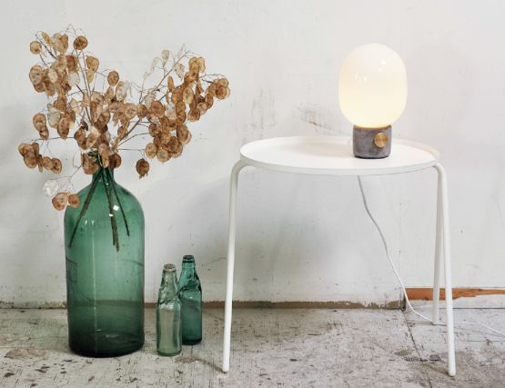 JWD Concrete Lamp