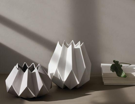 Folded Vase Set