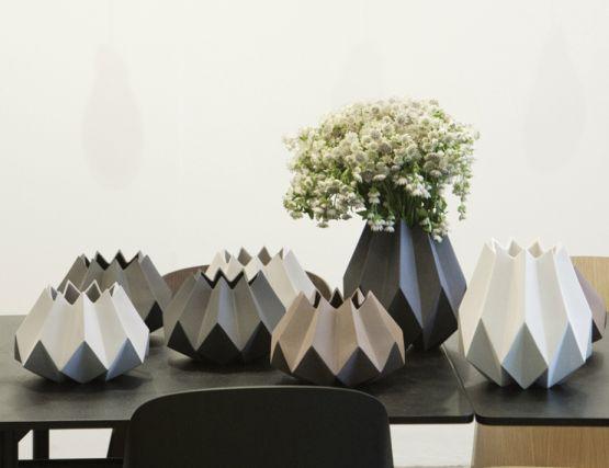 Folded Vase Sets