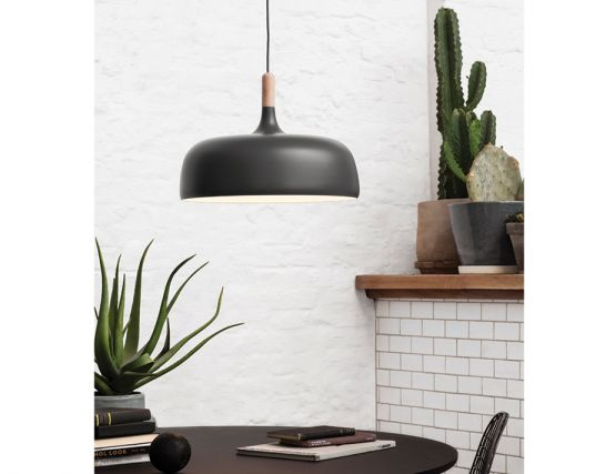 Acorn_0008_Northern Lighting Acorn Pendant Light Grey Insitu