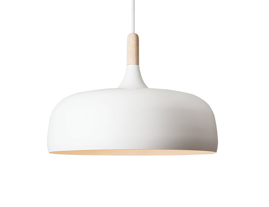 Acorn_0000_Northern Lighting Acorn Pendant Light White 1