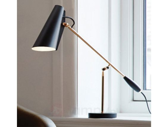 Birdy Lamp Black
