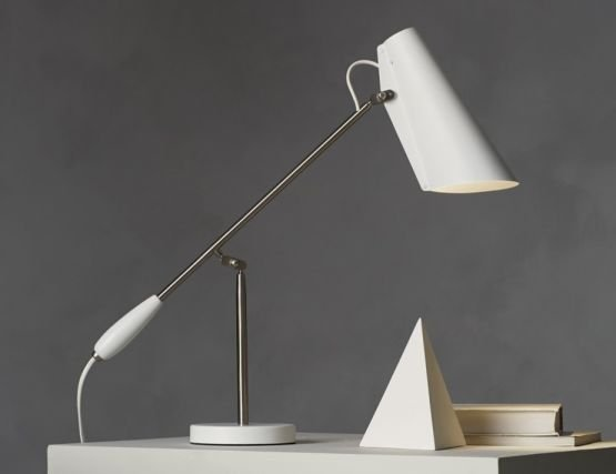 White Birdy Table Lamp