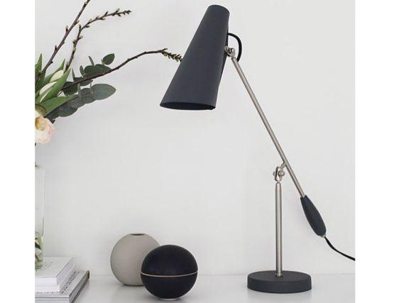 Birdy Lamp Grey