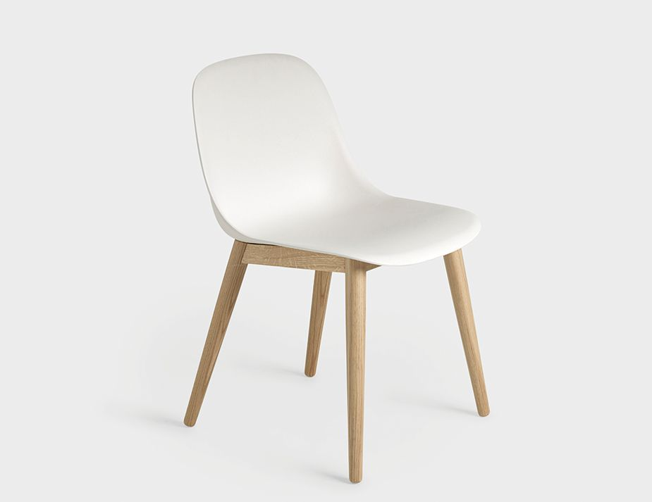 Fiber Side Wood White