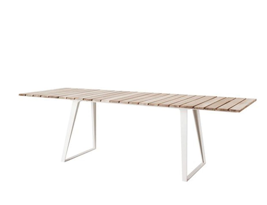Copenhagen Teak Table Extended