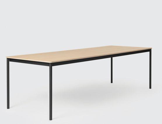 Black Oak Base Table1