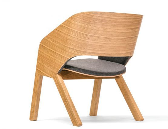 Lounge Merano Oak Rear