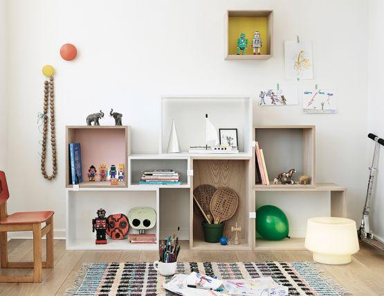 Dots In Playroom