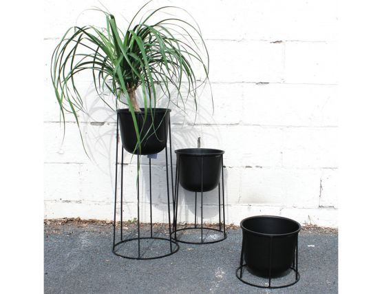 Outdoor Set Black