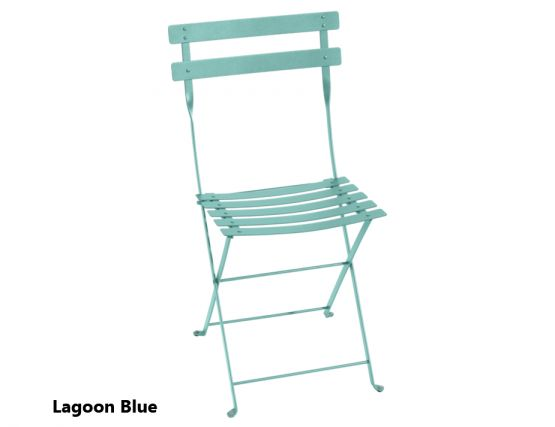 325 46 Lagoon Blue Chair