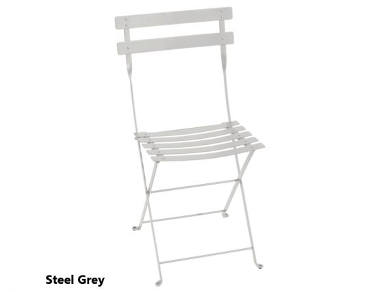 335 38 Steel Grey Chair